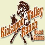 Kickapoo Valley Ranch Guest Cabins