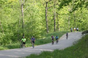 road biking in the driftless