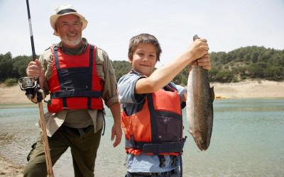 Gone Fishing in Driftless Wisconsin