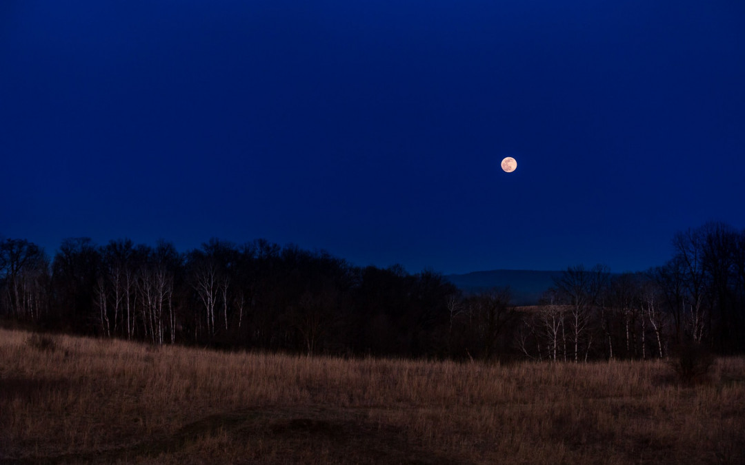 Driftless Dark Skies: Lunar Time