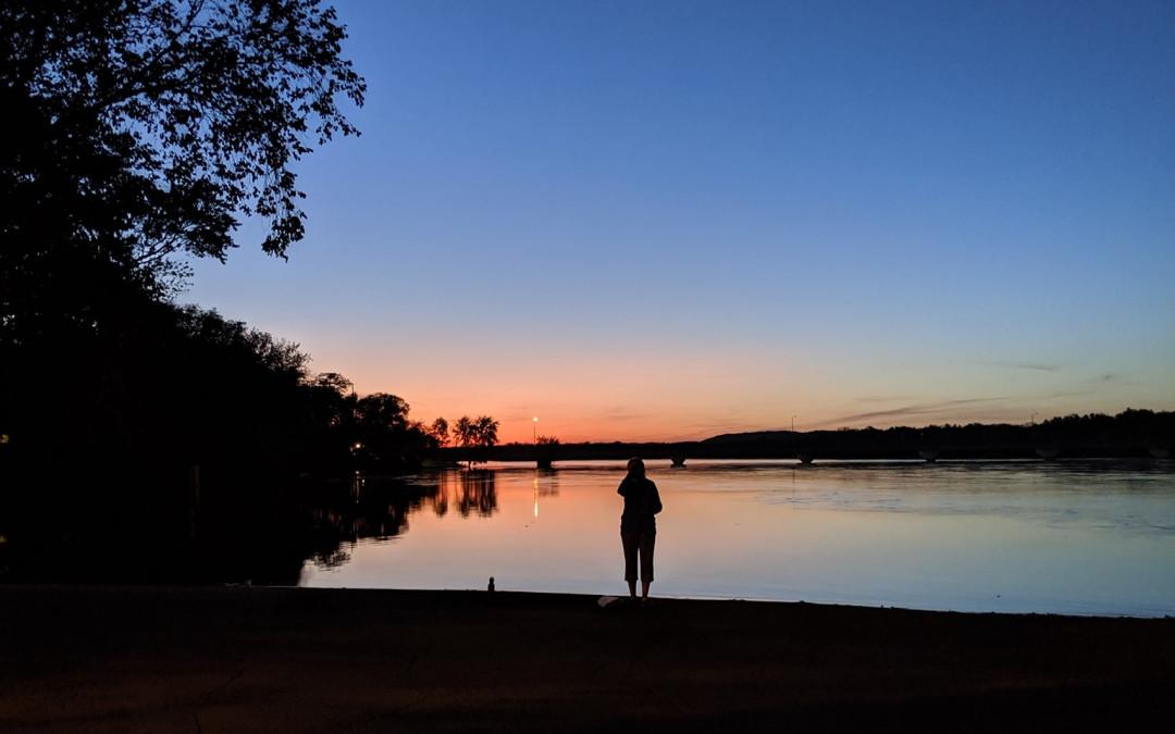 Driftless Dark Skies: Solstice Sunsets