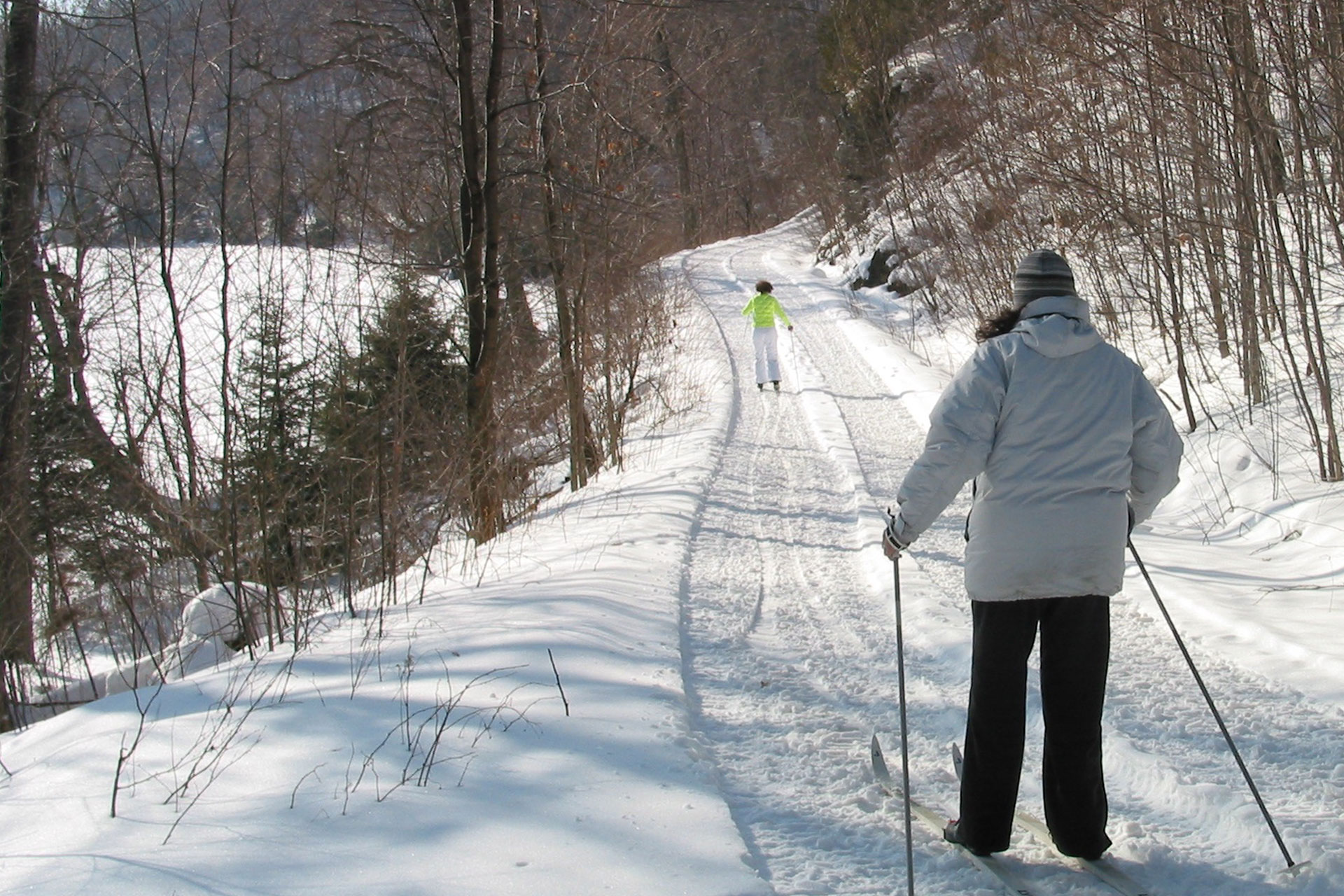cross country skiier