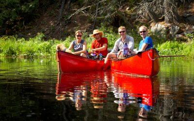 Canoe Rentals In The Driftless Region