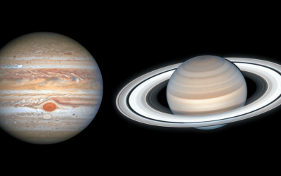 Driftless Dark Skies: Gas Giants